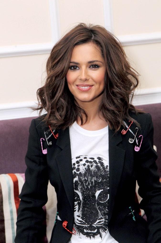 Cheryl Cole en Février 2010 : Elle passe au court wavy !