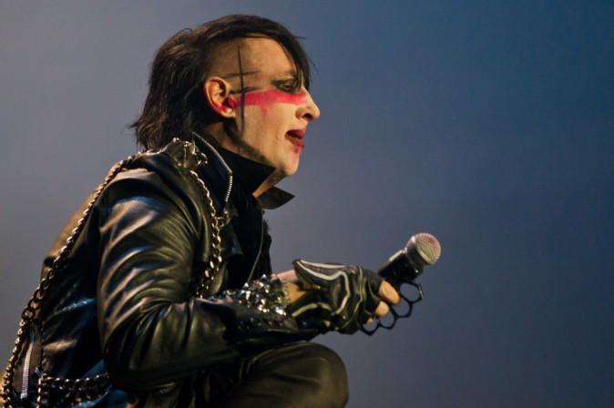 Marilyn Manson en 2012