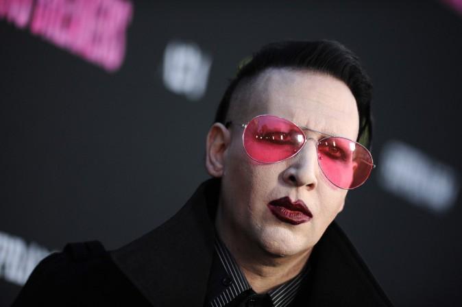 Marilyn Manson en 2013