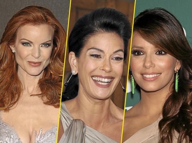 Coiffures de stars : best of des coupes de cheveux des Desperate Housewives !