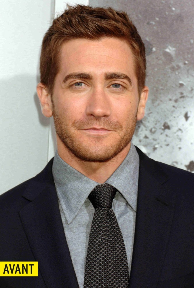 Jake Gyllenhaal les cheveux courts
