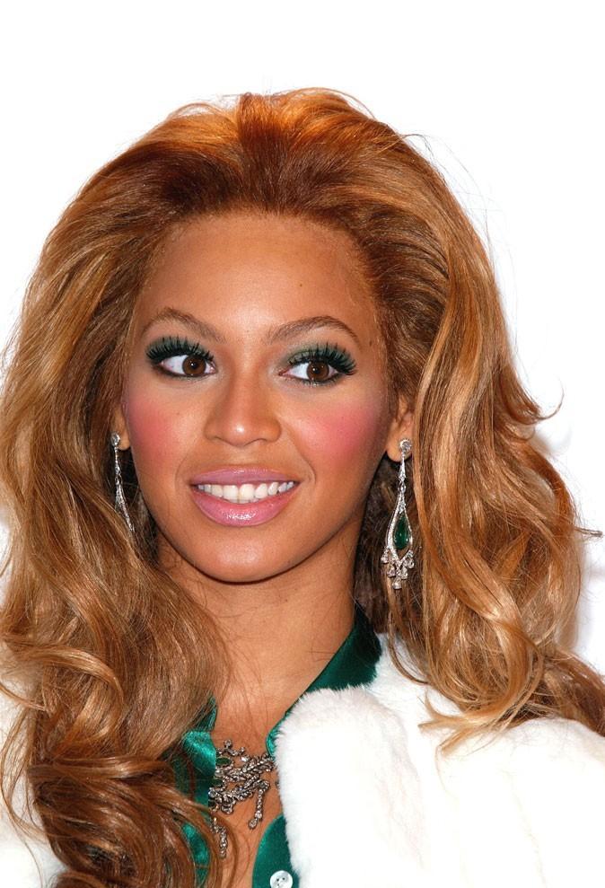 """La brushing """"Dallas"""" de Beyoncé en Octobre 2004 !"""