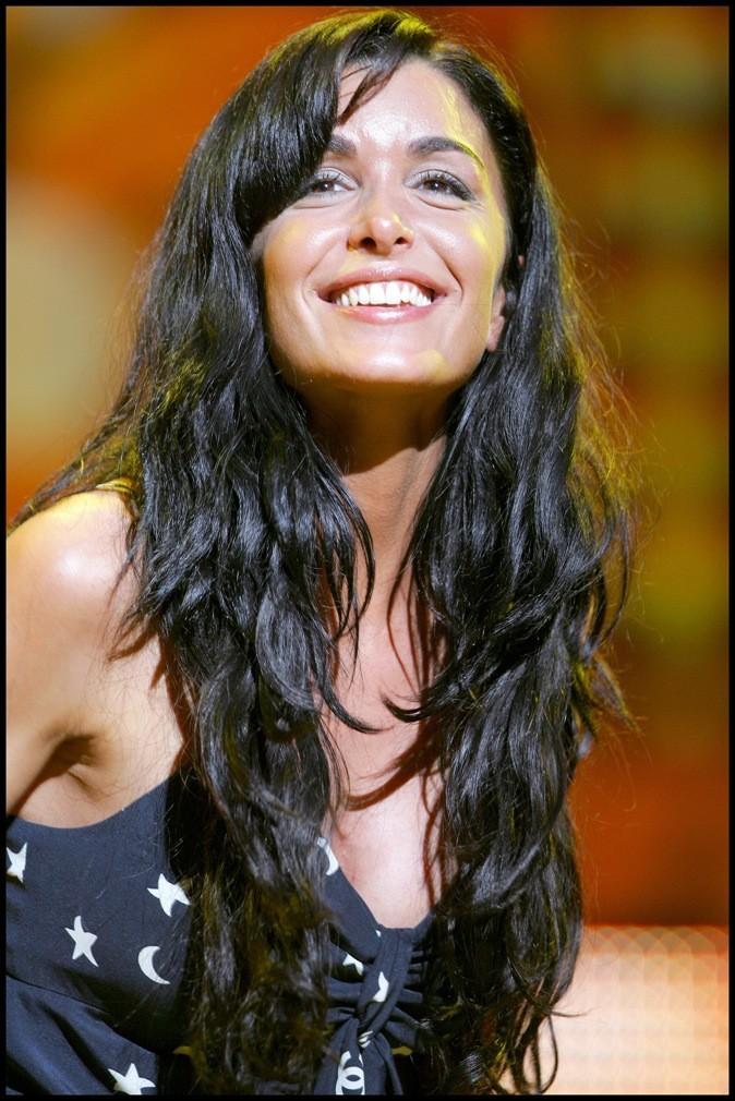 Juin 2008 : des cheveux longs et effilés