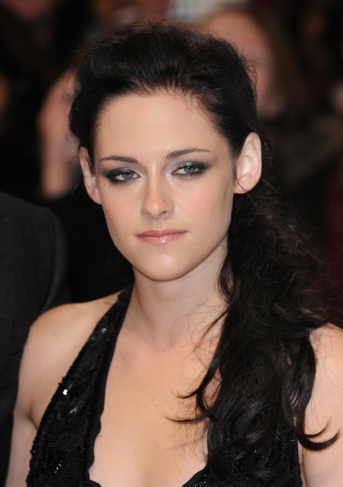 Kristen Stewart, crinière de sirène pour l'actrice de Twilight.