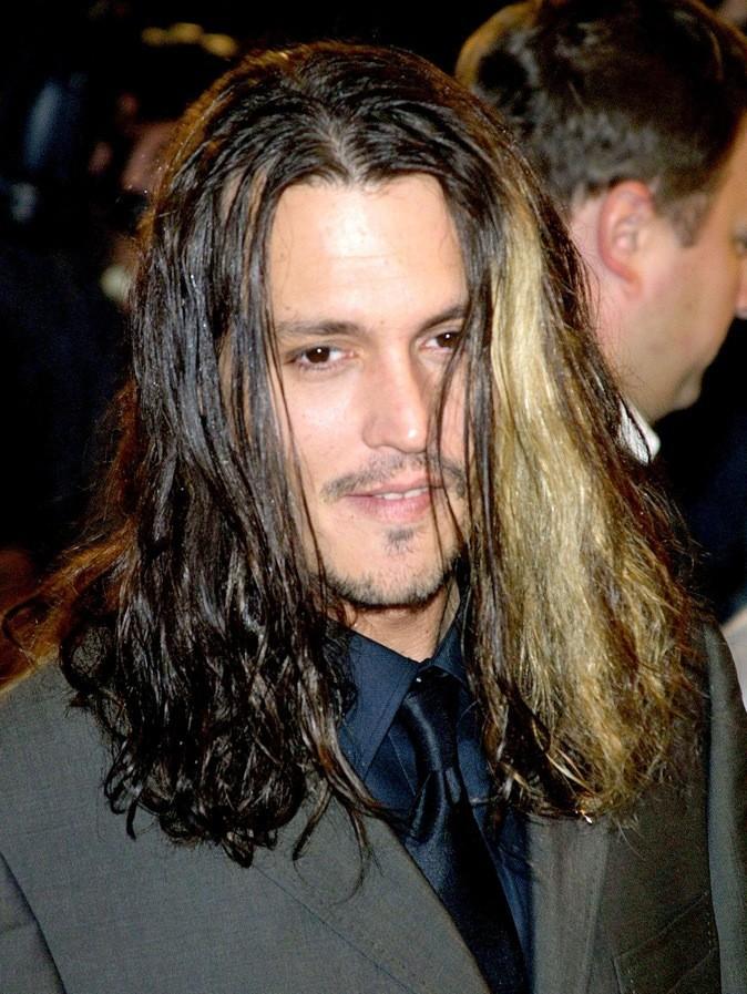 Johnny Depp en 2001