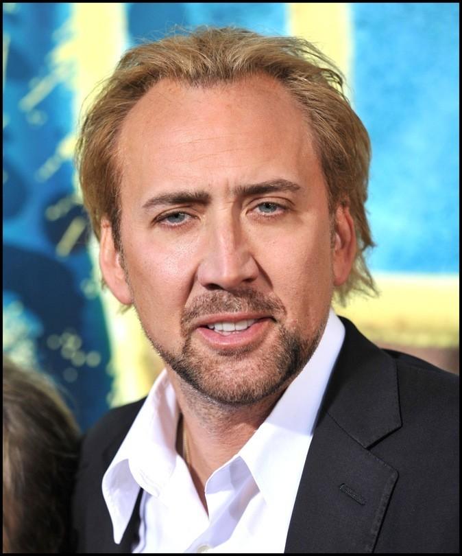 Nicolas Cage en 2010