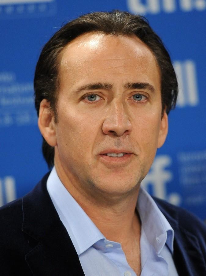Nicolas Cage en 2011