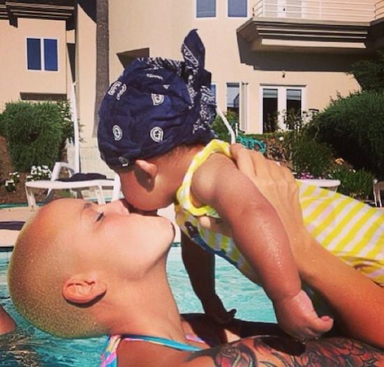 Amber Rose et son fils