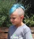 Kingston Rossdale et sa crête turquoise
