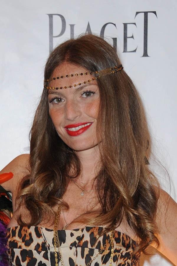 Aurélie Maggiori du groupe Brigitte et son headband Anna Rivka