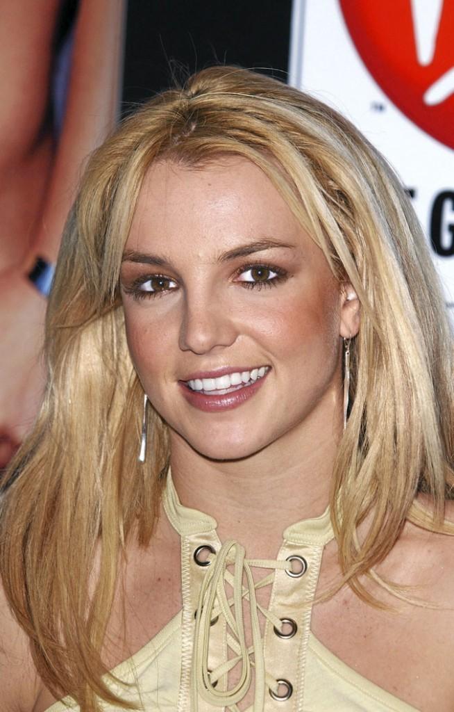Britney Spears : avec des extensions !