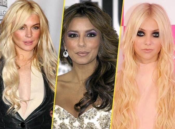 Coiffures & extensions des stars : toutes des hair tricheuses !