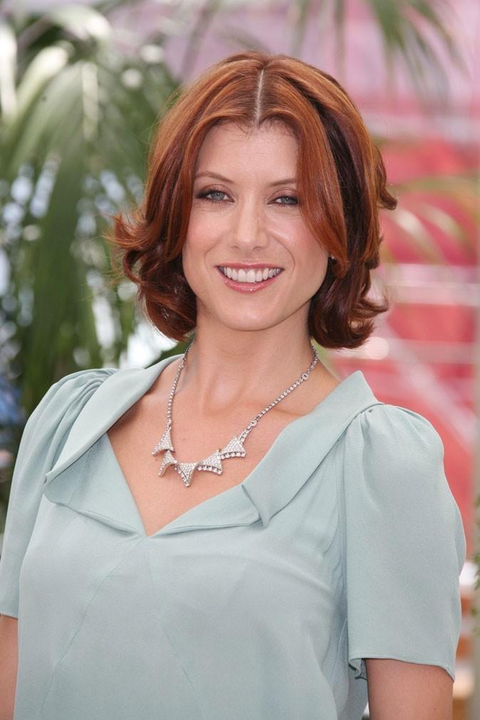 Coloration de star : les cheveux roux de Kate Walsh en 2009
