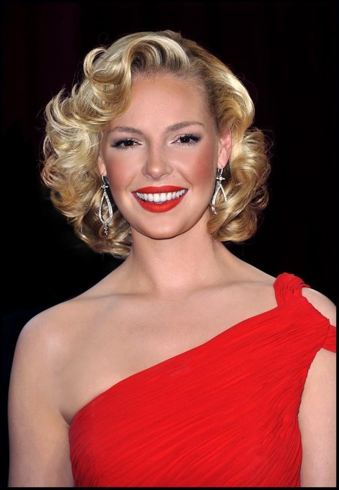 En Marilyn Monroe des temps modernes, elle est incroyable.