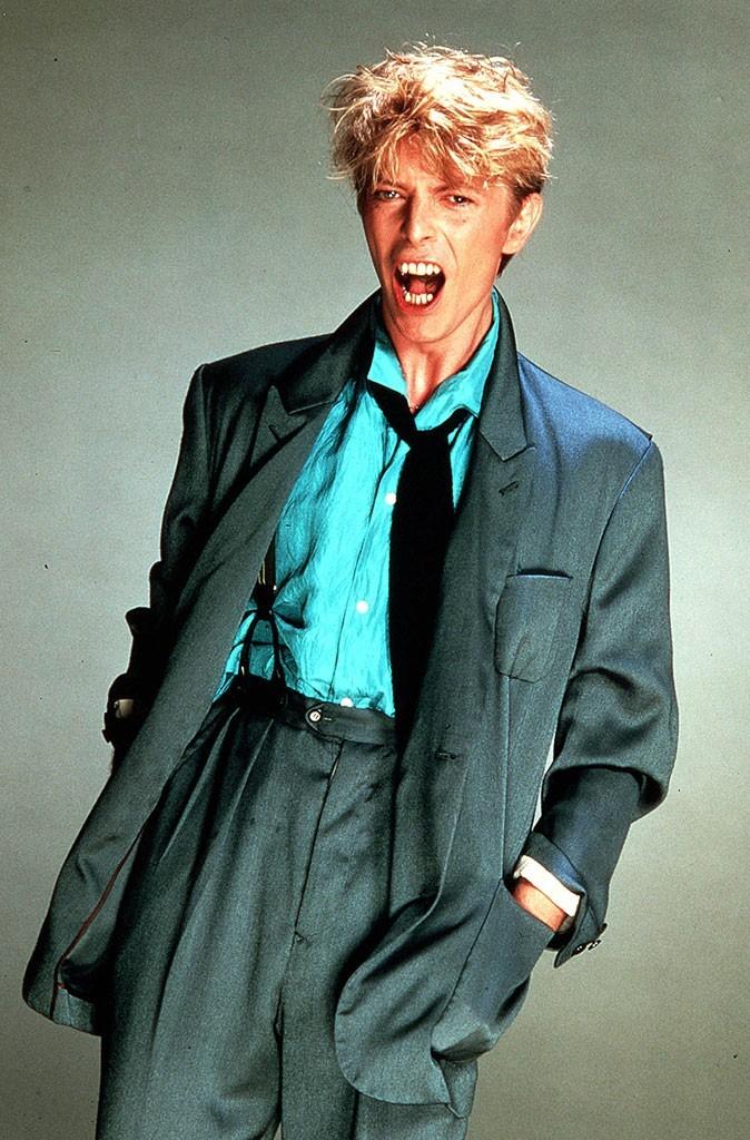 David Bowie en 1983 : s'est-il fait refaire les dents ?