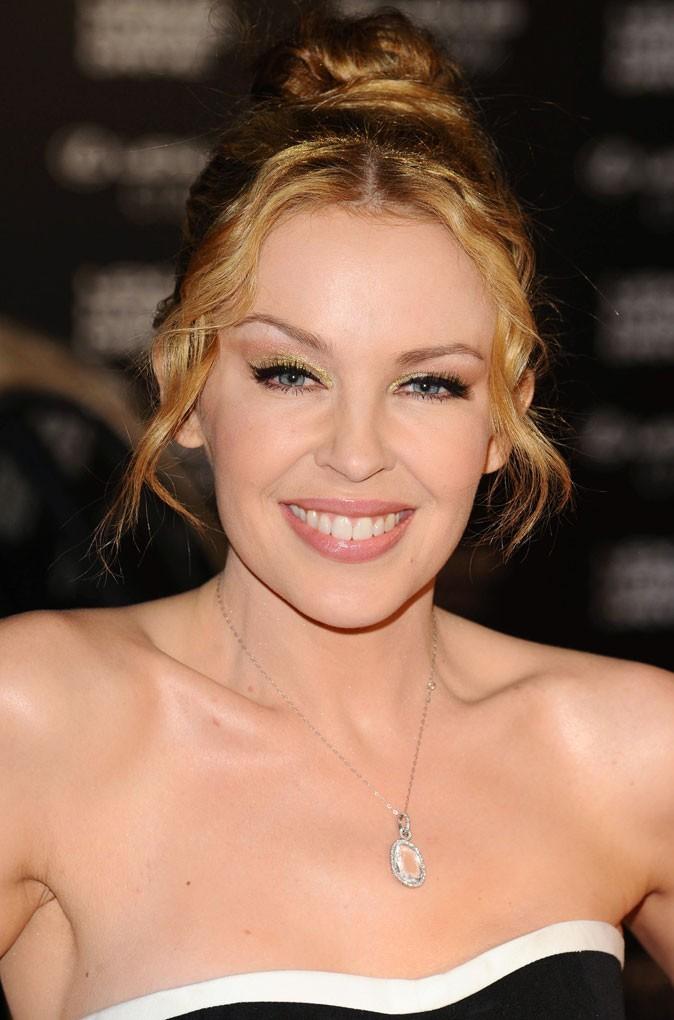 Dents de stars : le sourire de Kylie Minogue aujourd'hui !