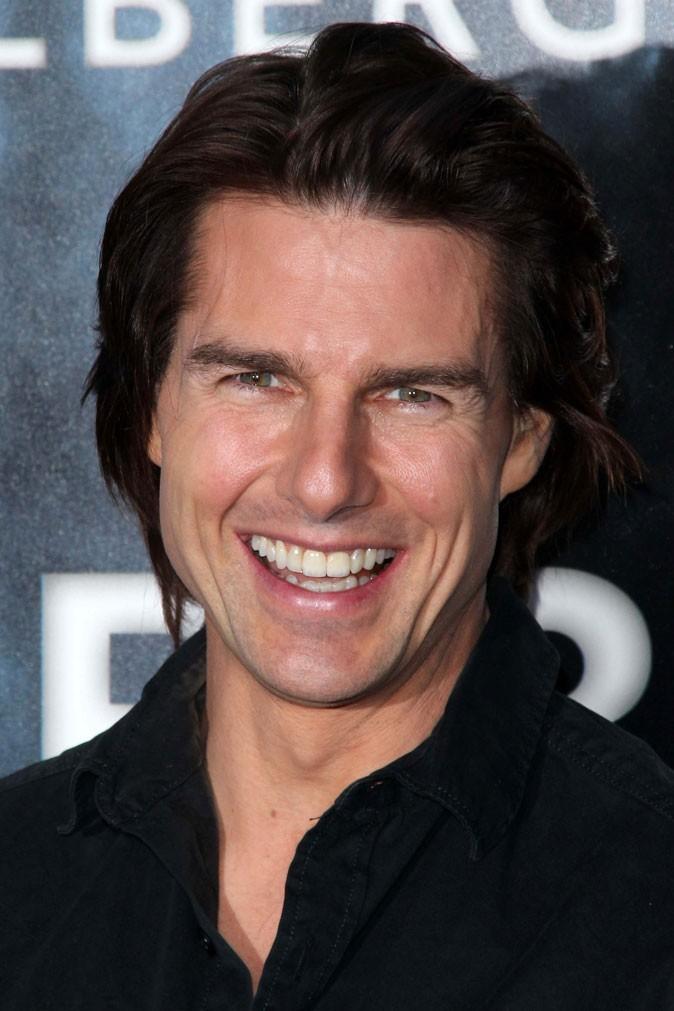 Dents de stars : le sourire de Tom Cruise aujourd'hui !