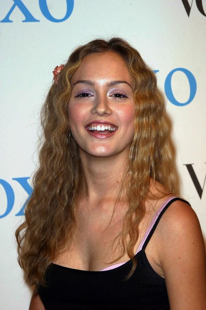 Leighton Meester en 2003 : s'est-elle fait refaire les dents ?