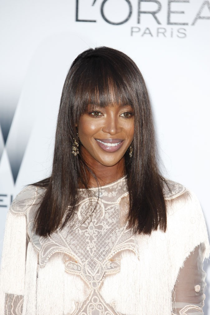 Maquillage de star au Festival de Cannes 2011 : le beauty look nude de Naomi Campbell