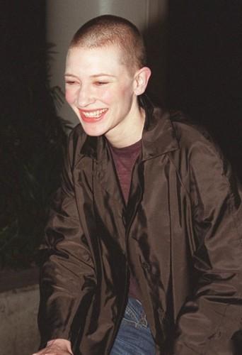 Cate Blanchett a sacrifié sa chevelure pour jouer dans Heaven.