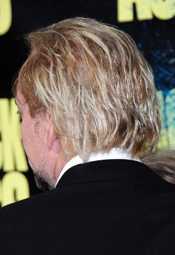 Nicolas Cage devient blond !