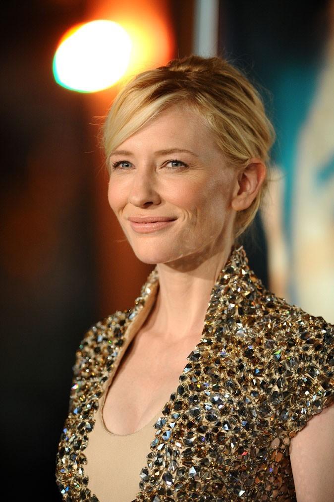 Catégorie cou de girafe: Cate Blanchett