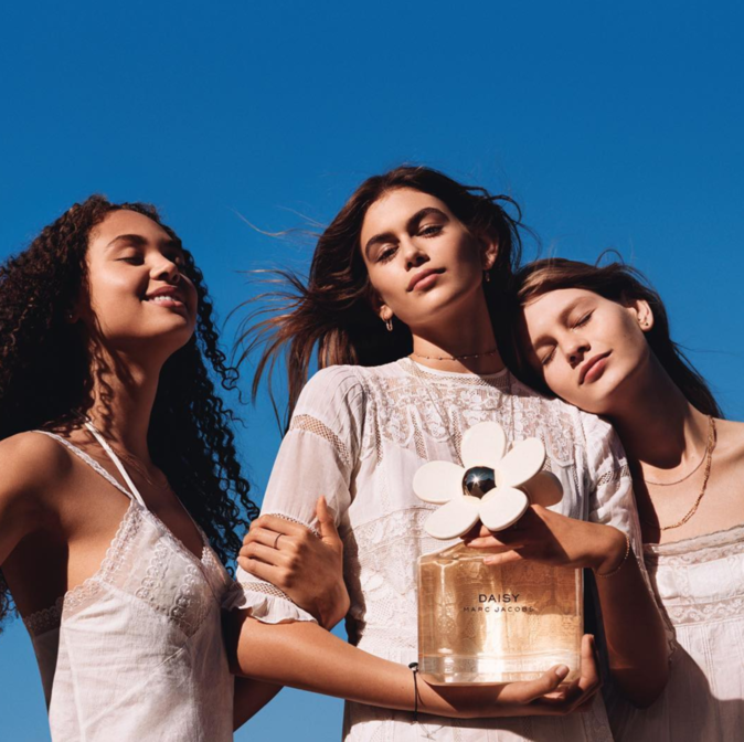 Kaia Gerber : la nouvelle muse de Marc Jacobs devient égérie du parfum