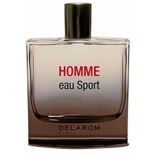 Eau de parfum, Homme Eau Sport, Delarom, 50 ml