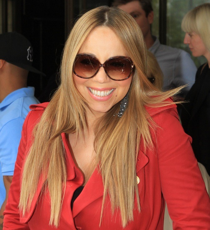 Mariah Carey !