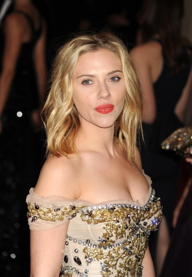 Scarlett Johansson, un atout glamour en plus !