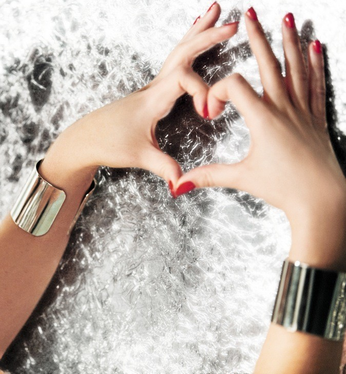 Campagne Rouge In Love de Lancôme