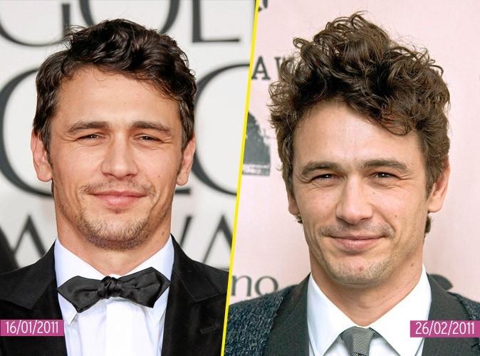 La coiffure tendance 2011 de James Franco : façon saut du lit !