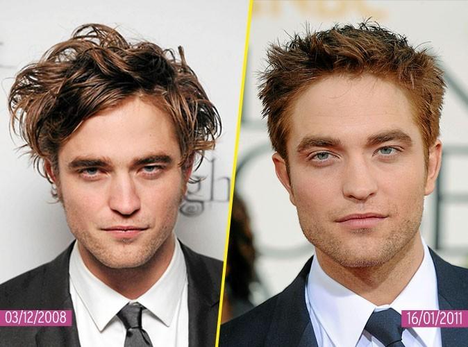 La coiffure tendance 2011 de Robert Pattinson : c'est Kristen qui en a eu ras le bol des cheveux en pétard ?
