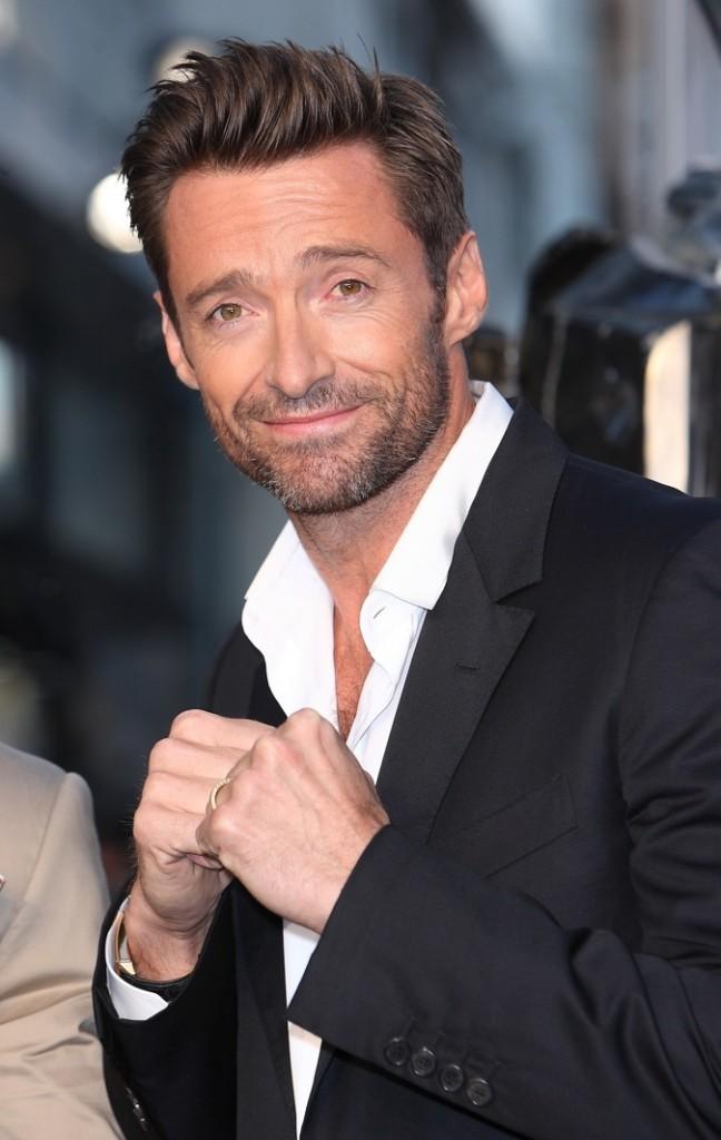 Hugh Jackman !