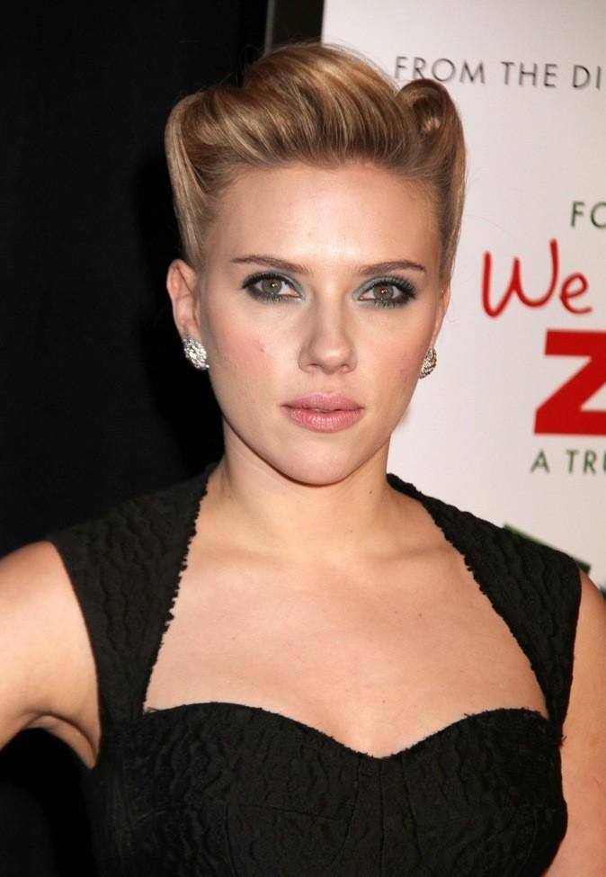 Scarlett Johansson !