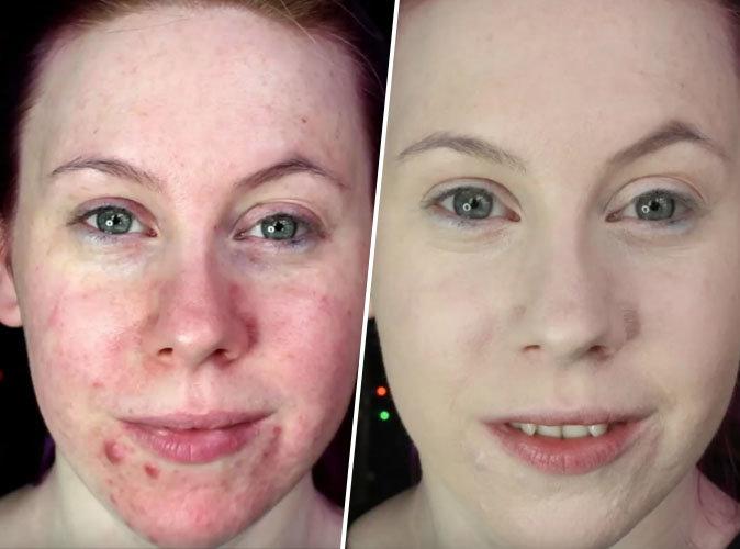 Maquillage : Cette youtubeuse tient à démontrer le pouvoir des fonds de teint Urban Decay