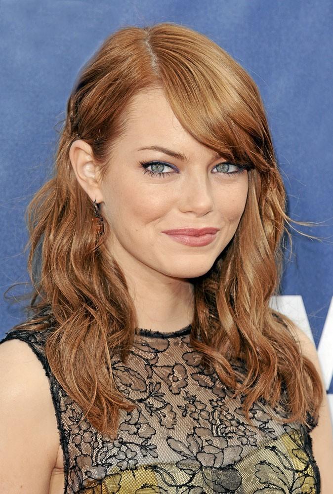 Maquillage de star été 2011 : mode d'emploi des yeux de biche d'Emma Stone !