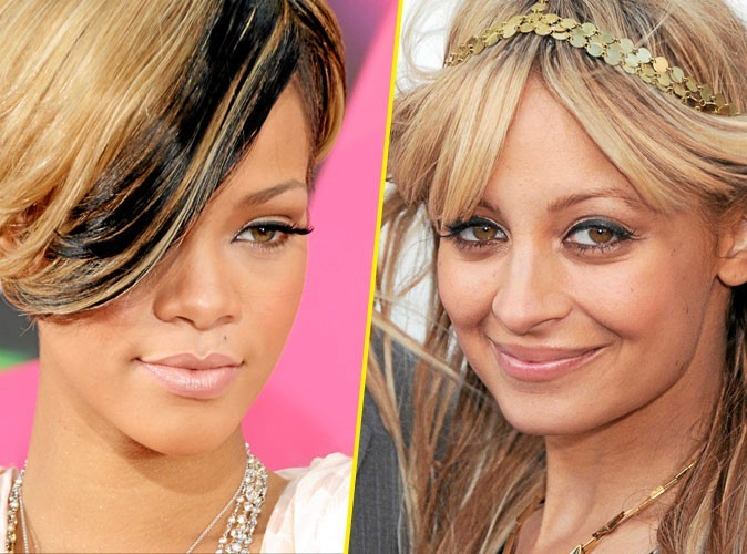 Maquillage de stars : mode d'emploi de l'eye-liner de Nicole Richie et Rihanna