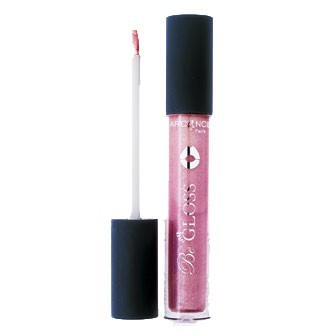 Maquillage été 2011 : testez le gloss à paillettes rose