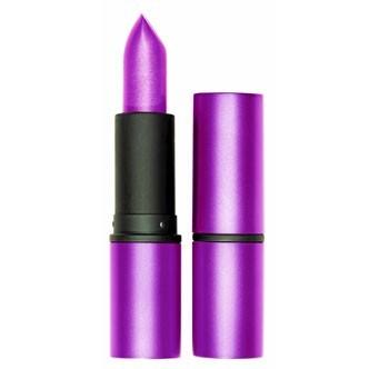 Maquillage 2011 : testez le rouge à lèvres violet