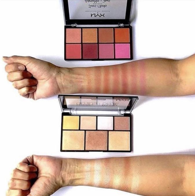 Maquillage qualitatif et pas cher : Les produits de la marque Nyx Cosmetics