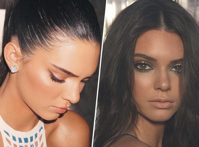 Maquillage : rouge à lèvres, shampooing, vernis à ongles ... Voici les produits préférés de Kendall Jenner !