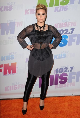 Demi Lovato : 50 kg pour 1,57 m !