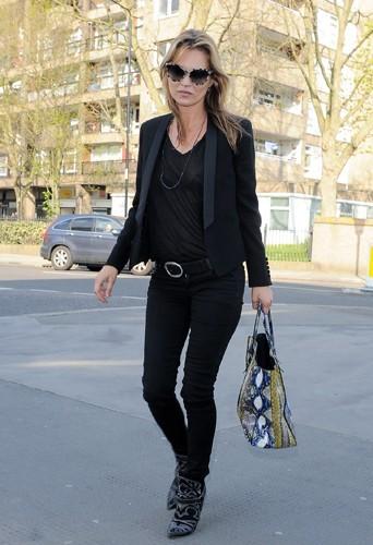 Kate Moss : 45 kg pour 1,70 m