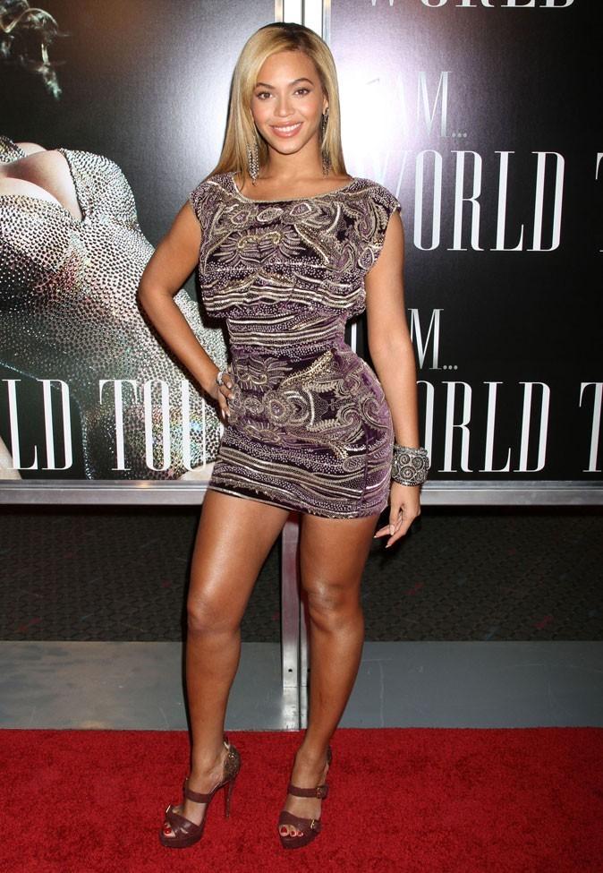 Le vrai poids de Beyoncé : 64 kg pour 1,69 m !