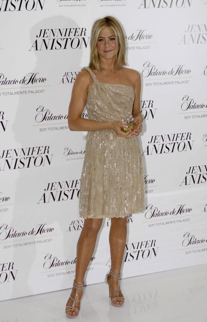 Le vrai poids de Jennifer Aniston : 54 kg pour 1,64 !
