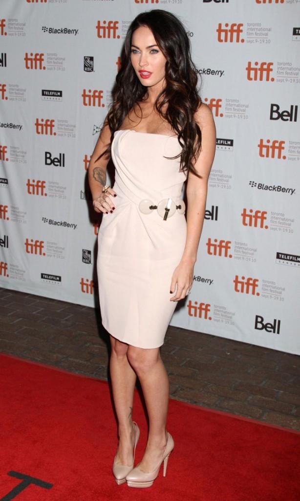 Le vrai poids de Megan Fox : 52 kg pour 1,63 m !