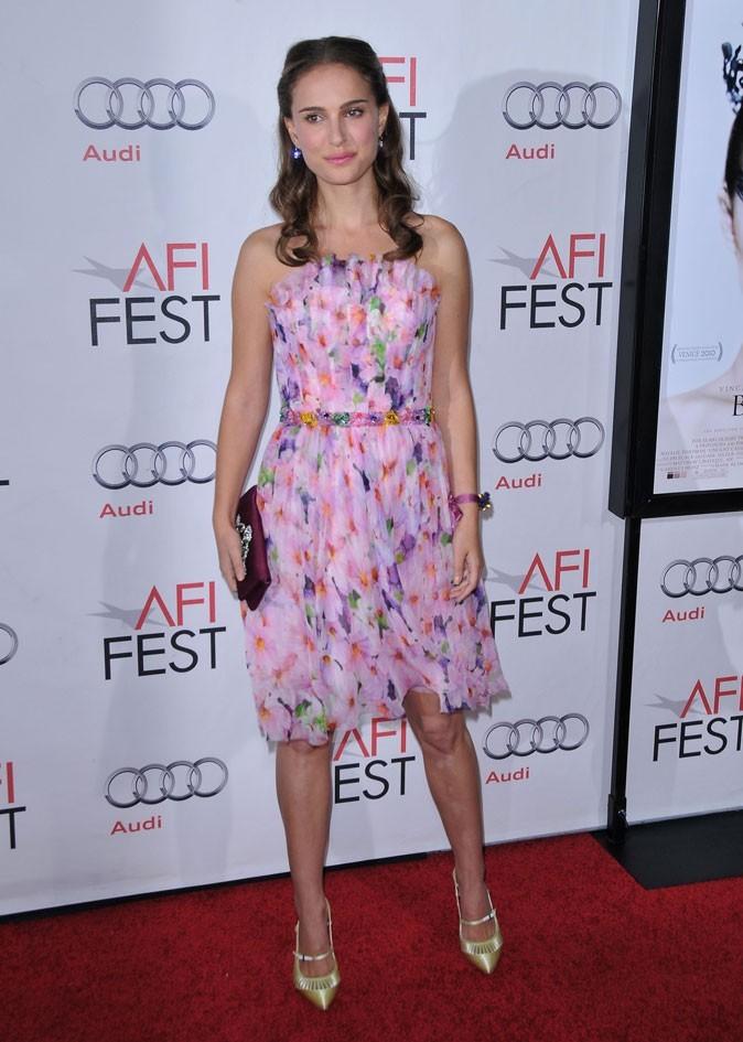 Le vrai poids de Natalie Portman : 47 kg pour 1,60 m !