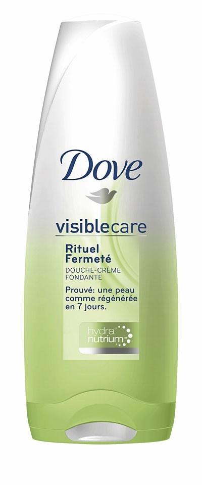 Le bon rituel pour se débarrasser de la cellulite :  un soin Dove