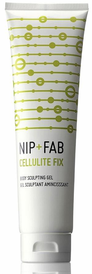 Se débarrasser de la cellulite sur les jambes et les fesses : un soin Nip + Fab